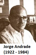 Jorge Andrade biografia resumida e obras