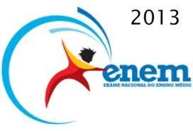 ENEM 2013-Datas inscrições, provas e gabaritos