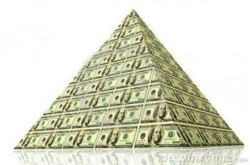 Como identificar uma pirâmide financeira