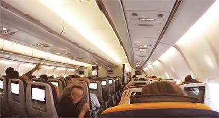 Como foi voar no avião da Lufthansa com voo direto Brasil Alemanha
