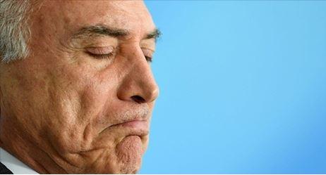 Saindo Michel Temer quem assume a presidência do Brasil?