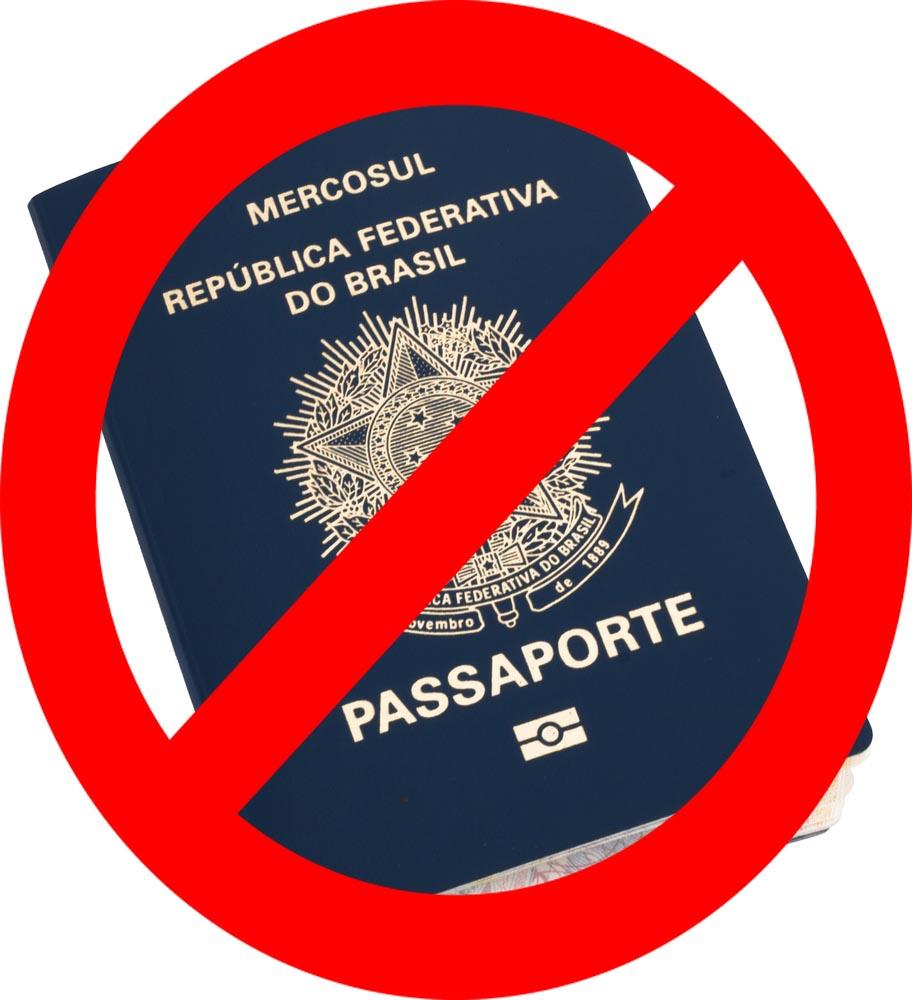 Mais de 300 brasileiros são barrados ao mês nos aeroportos da Europa