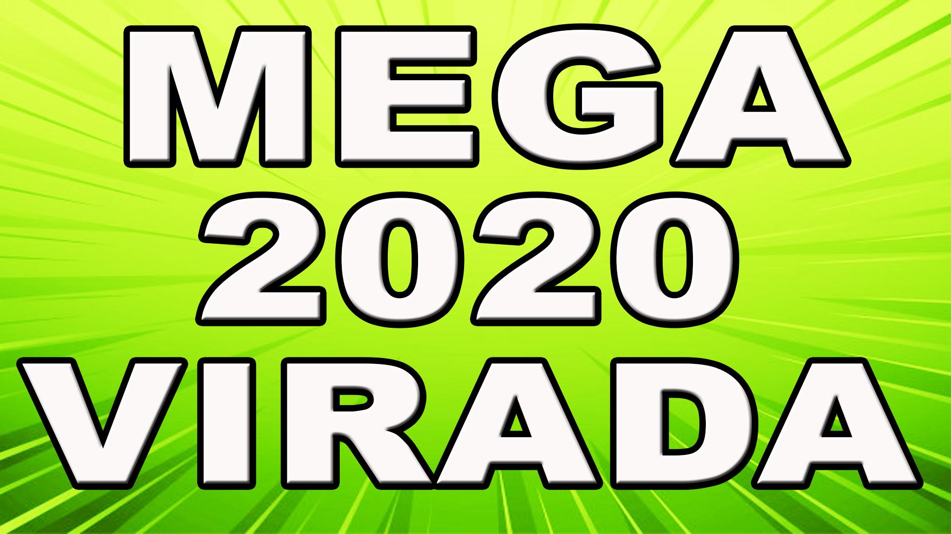 Mega da Virada 2020 – Números sorteados, ganhadores, cidade e premiação